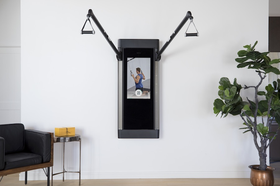 Hot home tech gifts for the holidays: Tonal home fitness system