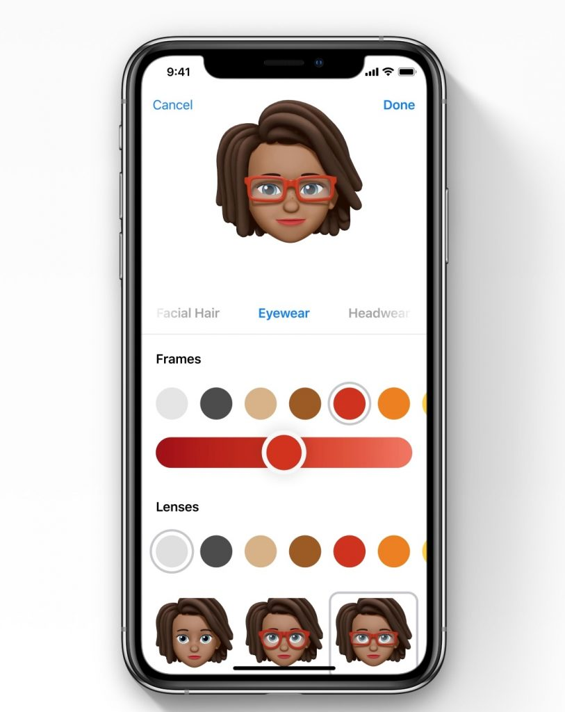 Animojis are a fun new features for text sent in iOS 12