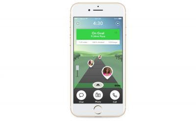The Gixo fitness app gives you live workouts, right on your phone.