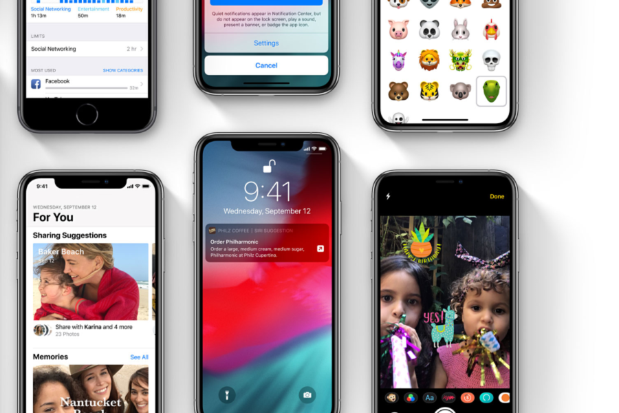 The best new iOS 12 features for parents – parental controls, time trackers, new apps and more