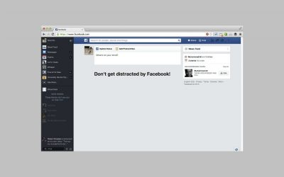Kill News Feed: In case you need a little break from your Facebook feed