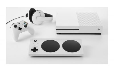 Xbox launches their Adaptive Controller. Hooray for more inclusive gaming!