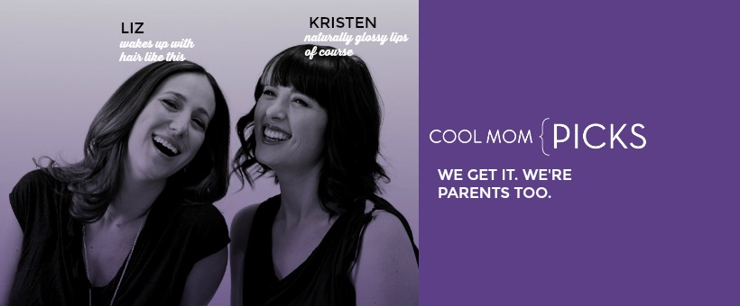The Spawned Podcast from Kristen and Liz of Cool Mom Picks