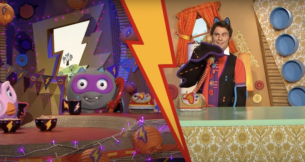 Fun Halloween video playlists for kids: Giggle and Hoot Halloween on YouTube Kids