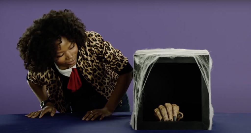 Nickelodeon Halloween pranks for kids video on YouTube Kids is so fun!