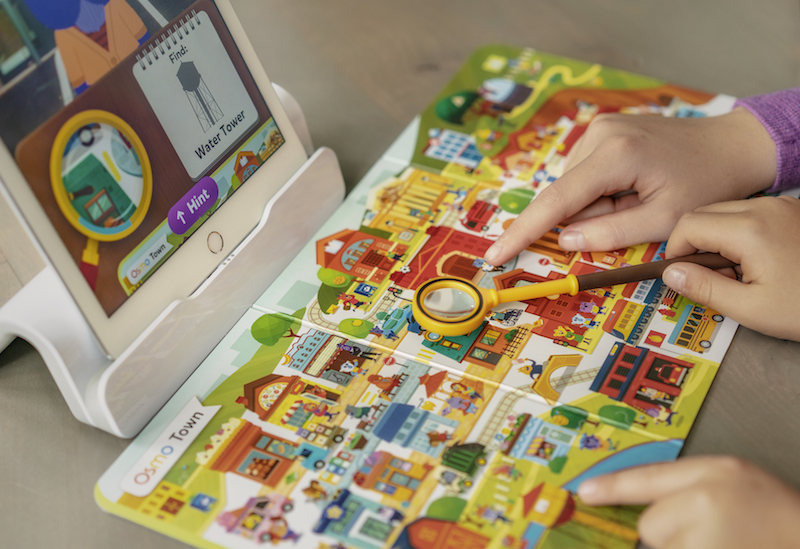 Detective Agency: the brand-new game from Osmo we're loving