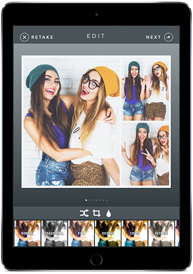 5 of the coolest photo booth apps: Simple Booth