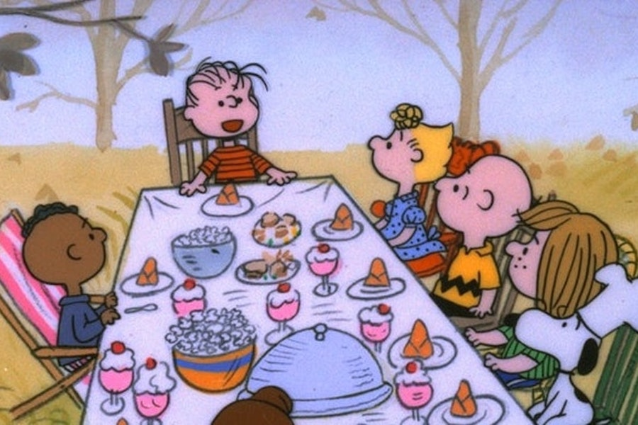 Where to find A Charlie Brown Thanksgiving streaming for free this year. Because, tradition.