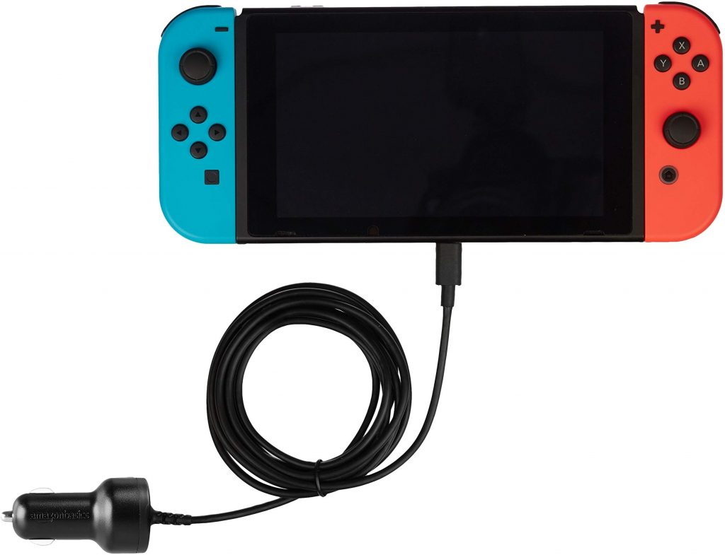 Nintendo Switch accessories: Car charger