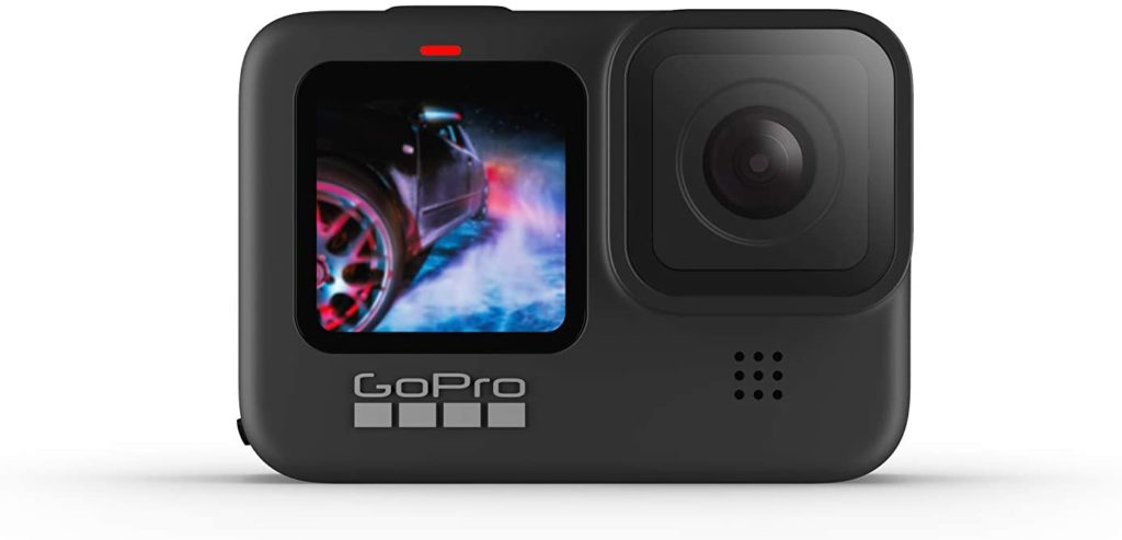Cool tech gifts for teens: GoPro Hero 9 camera for amazing action footage