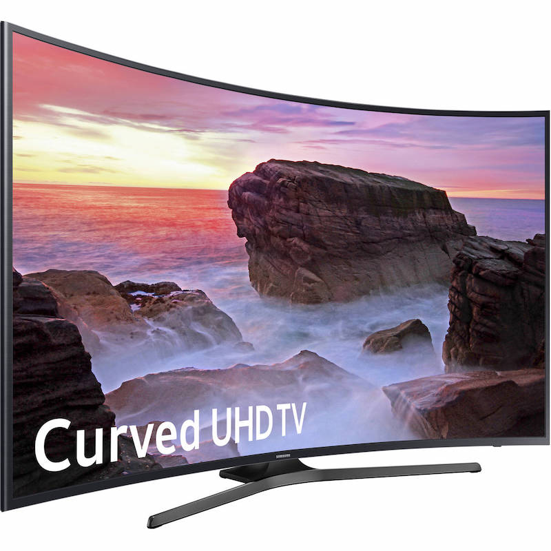 Last minute Amazon Prime tech gifts: Samsung 55-inch curved TV