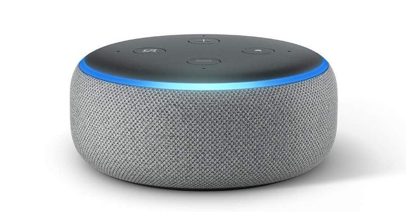 Last minute Amazon Prime tech gifts: 3rd Gen Echo Dot