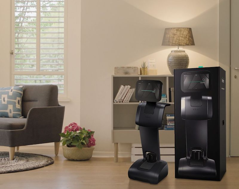 Smart home holiday gifts: Temi personal robot