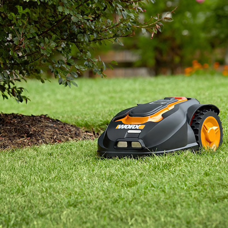 Smart home holiday gifts: Worx Landroid Lawnmower