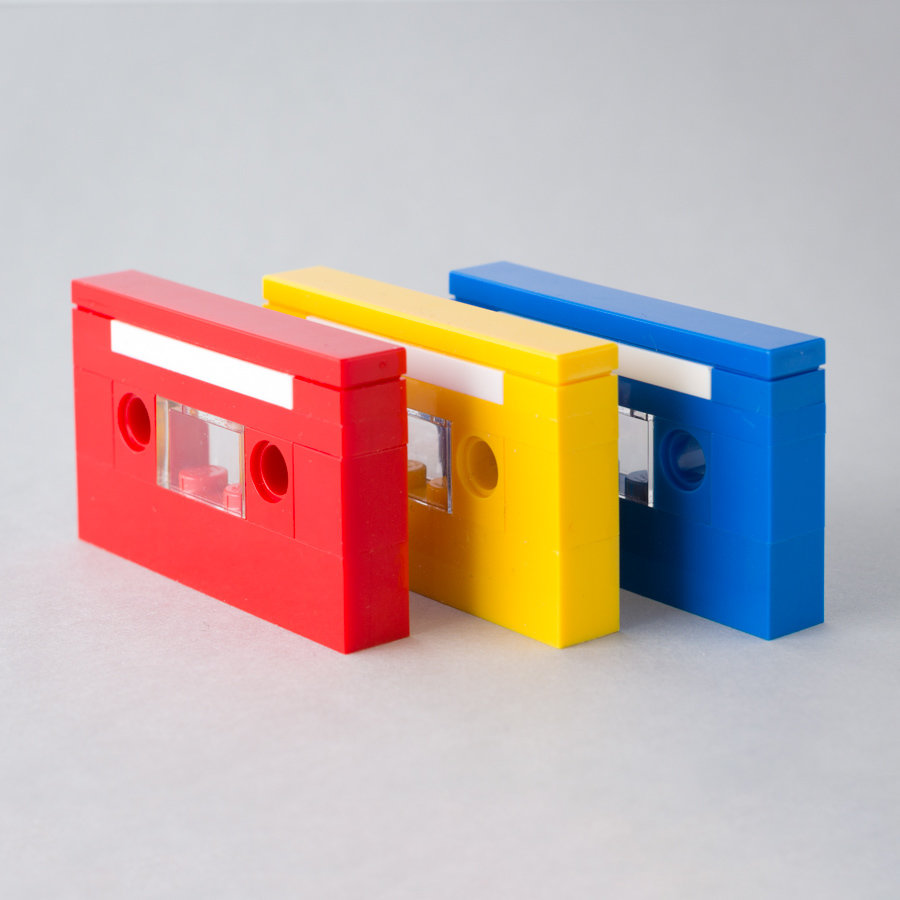 12 delightfully geeky gifts under $20| Cassette mini models