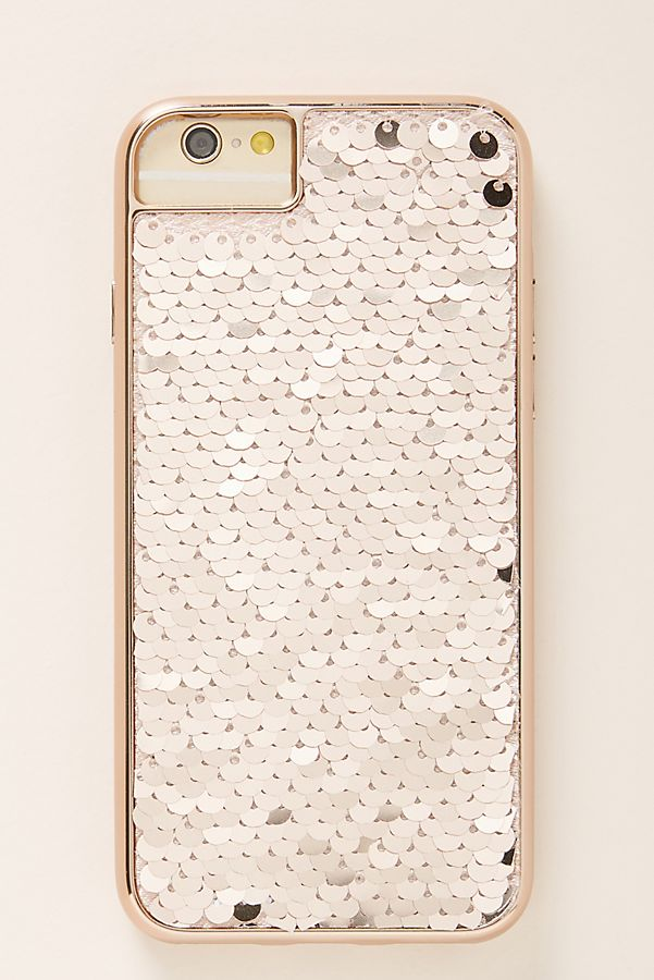 Stylish tech gifts for the trendsetter in your life: Sequin iPhone case