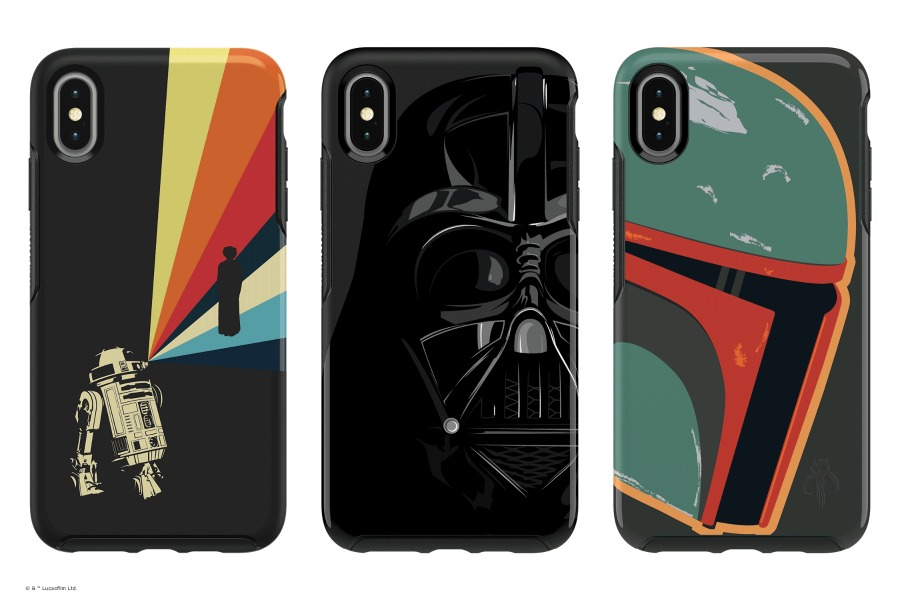 The new Star Wars Otterbox cases are out of this world. We mean, galaxy.