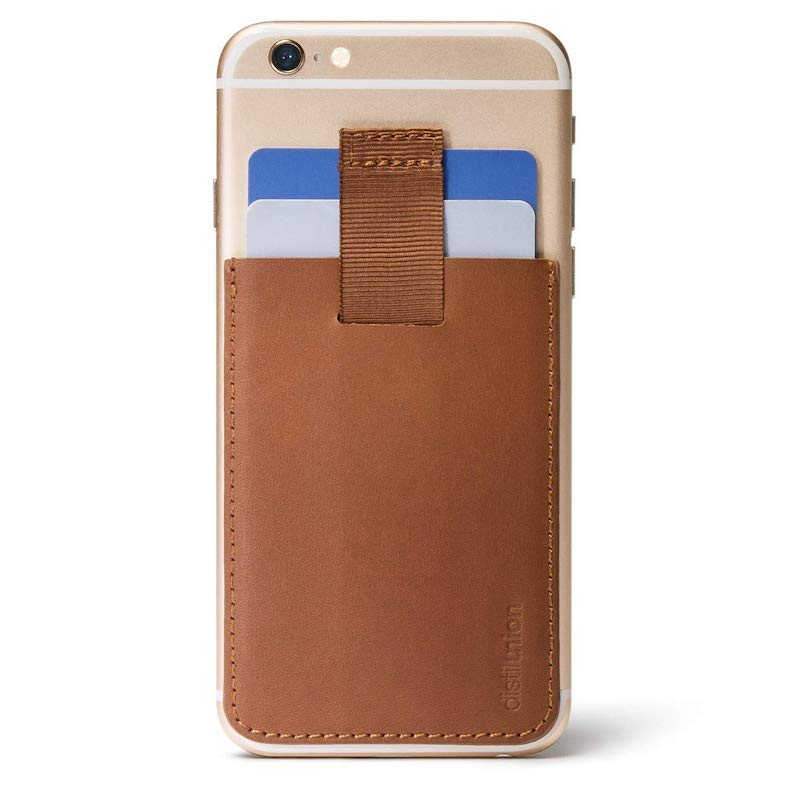 Coolest tech stocking stuffers: Distil Union wallet case