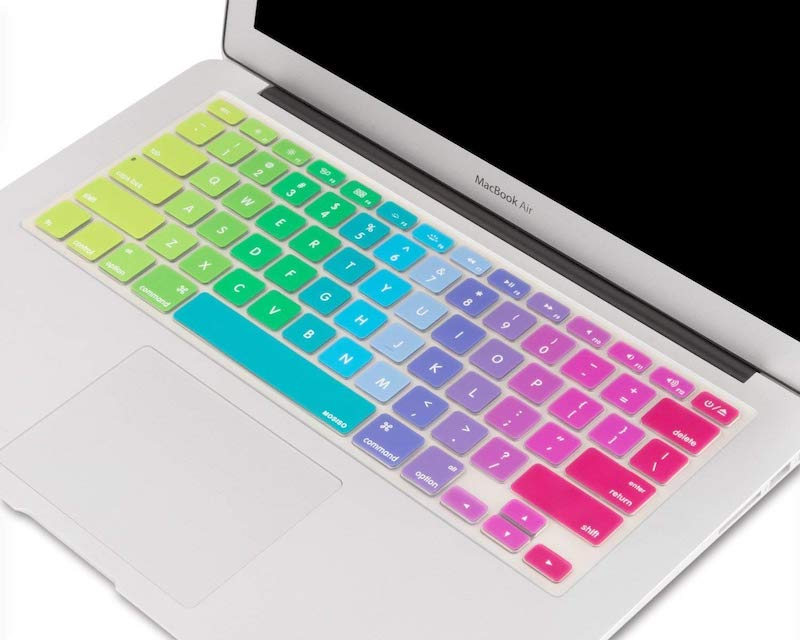Coolest tech stocking stuffers: Pride keyboard cover