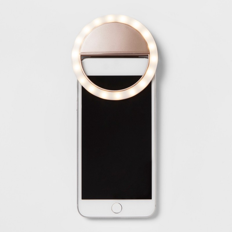 Coolest tech stocking stuffers: Selfie light