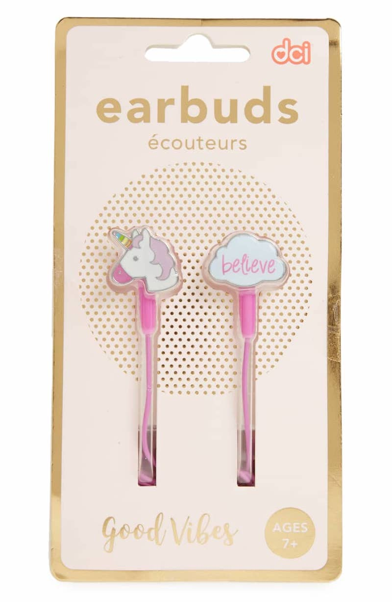Coolest tech stocking stuffers: Unicorn earbuds