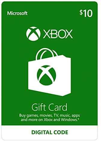 Coolest tech stocking stuffers: Xbox gift cards