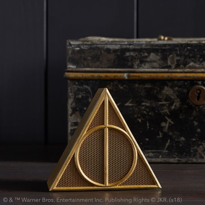 Tech Holiday Gift Guide: Tech Gifts for Teens | Harry Potter Bluetooth Speaker