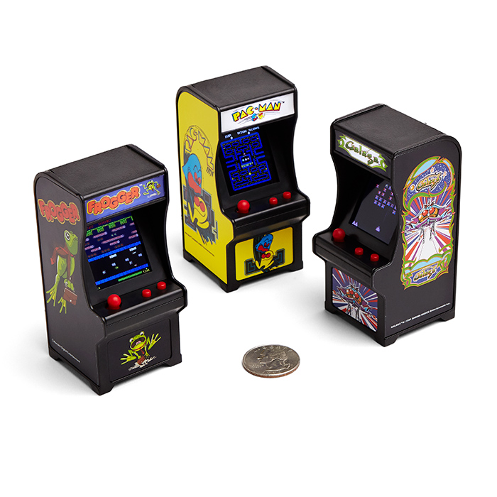Geeky gifts under $20: Tiny Arcade | Tech Holiday Gift Guide