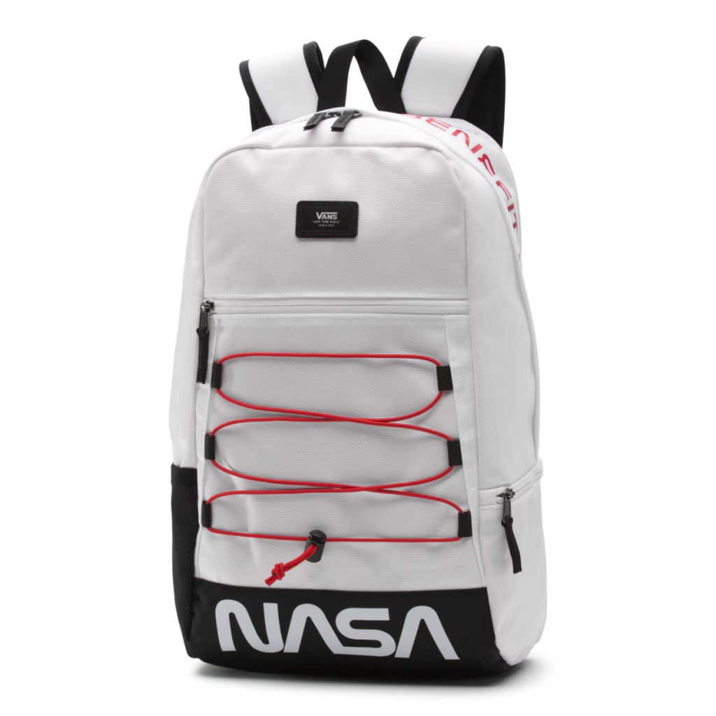 Vans x Space Voyager Snag Plus Backpack in partnership with NASA