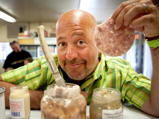 ROKU free Stream-a-thon with shows like Bizarre Foods with Andrew Zimmern