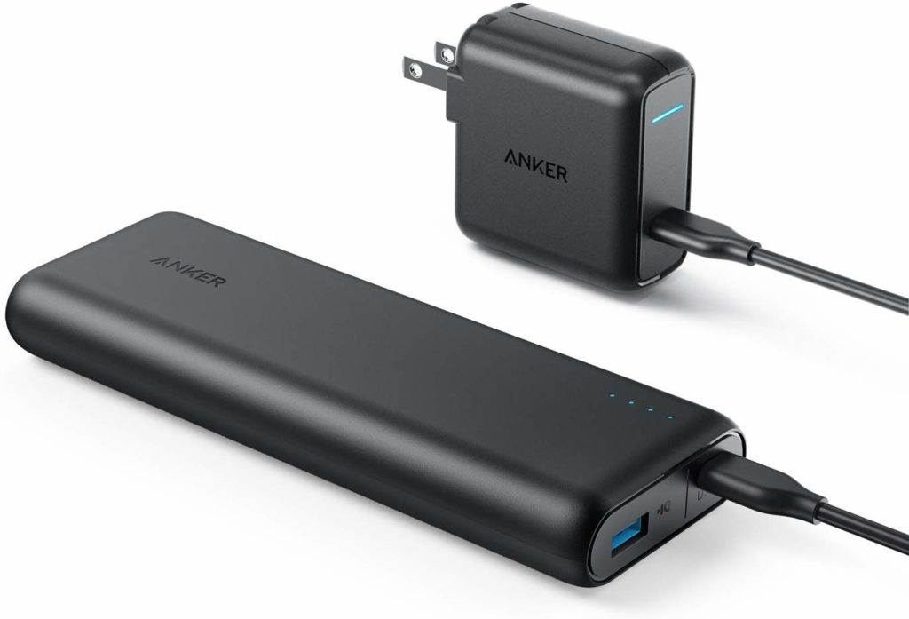 Anker Portable Battery Charger: Must have Nintendo Switch accessories