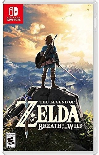 Best Nintendo Switch games: Breath of the Wild Zelda game