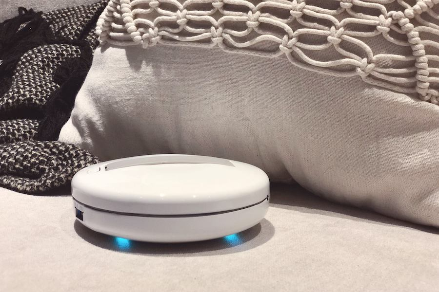 Cleansebot: The Roomba-like germ-killing robot for your hotel bed (Or, your home bed. We won't judge.)