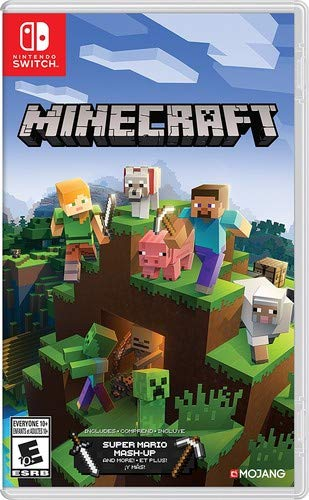 Best nintendo switch games: Minecraft
