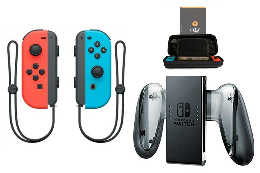 10 cool Nintendo Switch accessories, recommended by parents who know