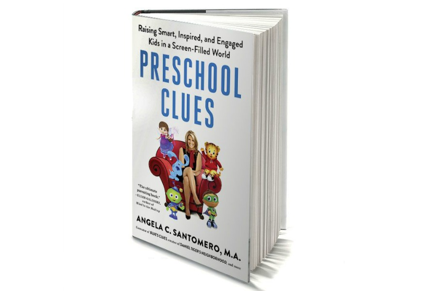 Preschool Clues: An interview with Angela Santomero on Cool Mom Picks Spawned Podcast
