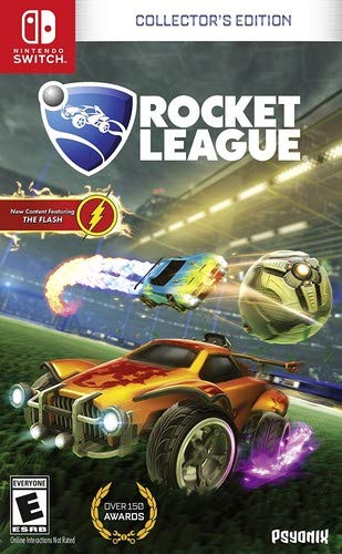 Best Nintendo Switch Games: Rocket League