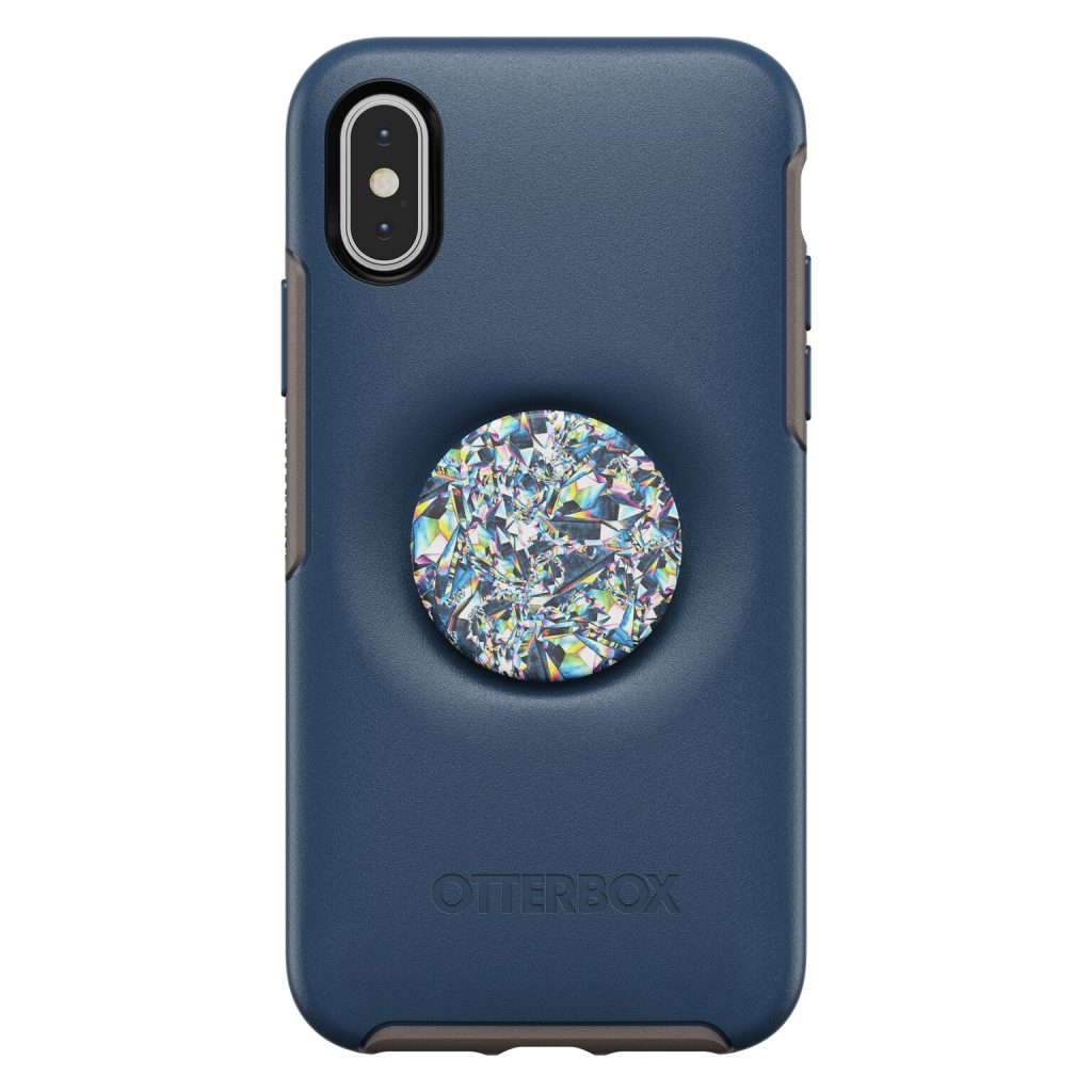 The new Otterbox x Pop Socket cases give protection plus a convenient grip and stand in lots of styles