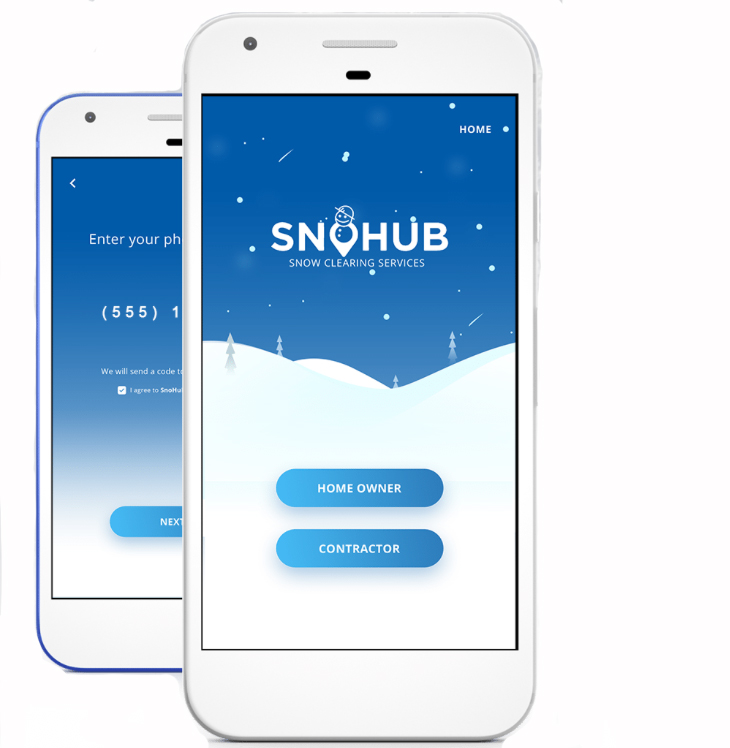 Snohub helps you find people to remove your snow for you | Cool Mom Tech