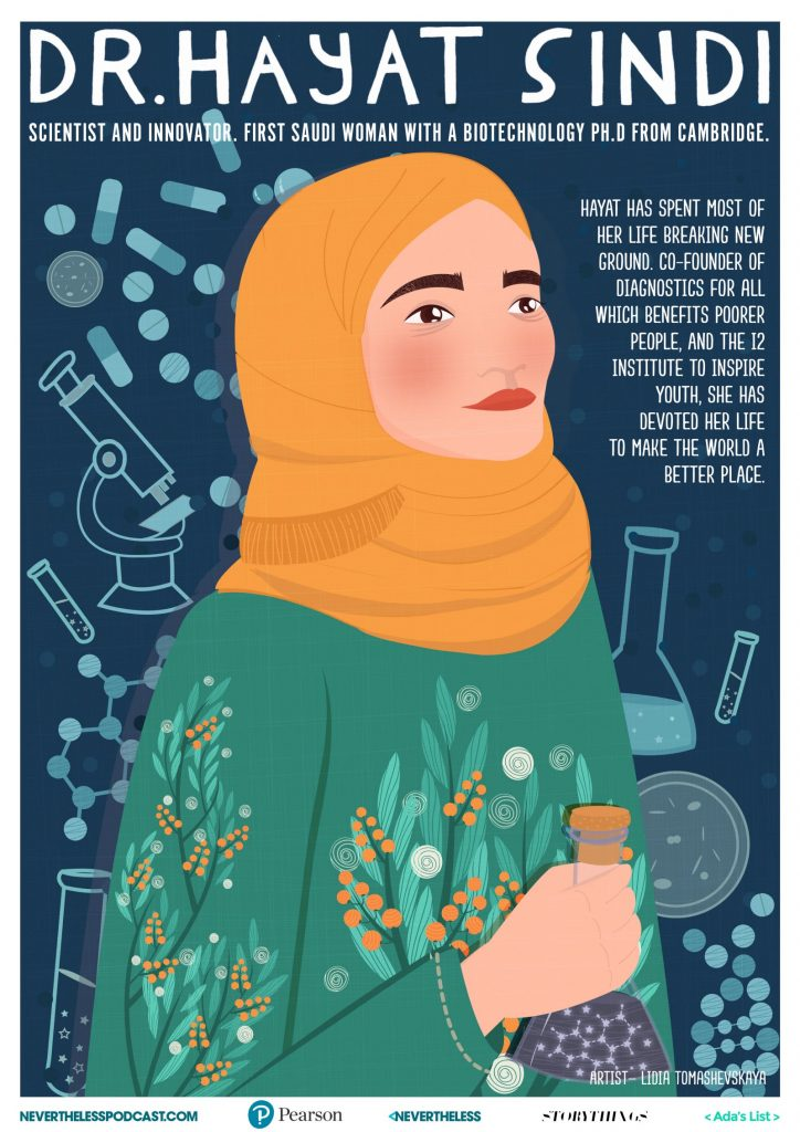 Free downloadable Women in STEM posters