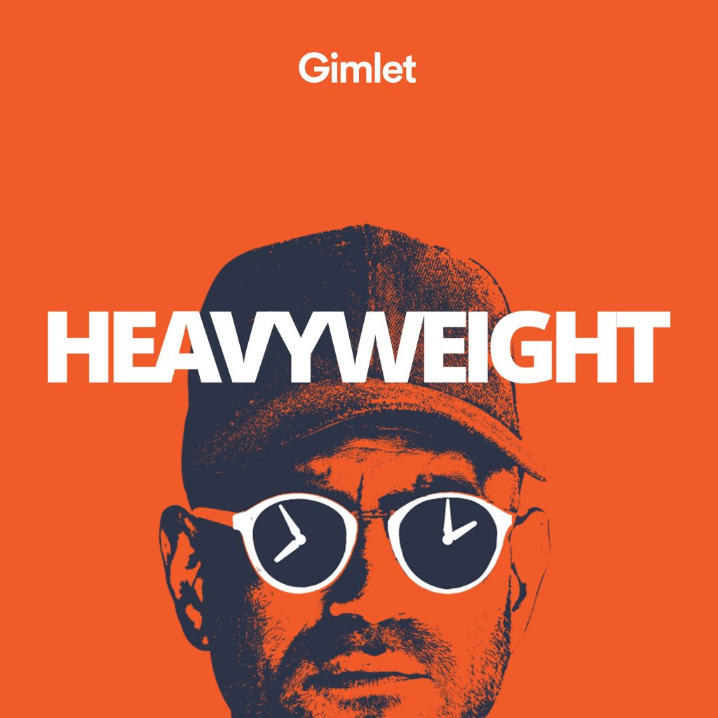 Why we love the Heavyweight podcast