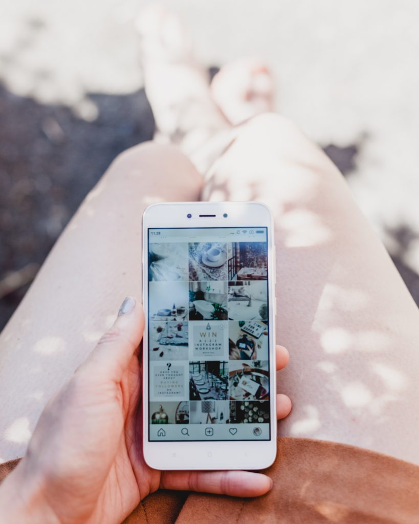 Kids and social media: How to stop inappropriate follow requests on Instagram
