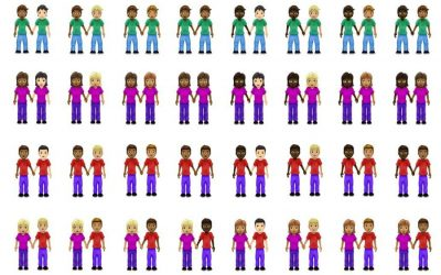 New emojis for 2019: Getting more inclusive, finally!