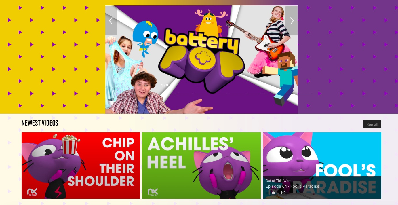 Safe YouTube alternatives for tweens: batteryPOP for tweens and older