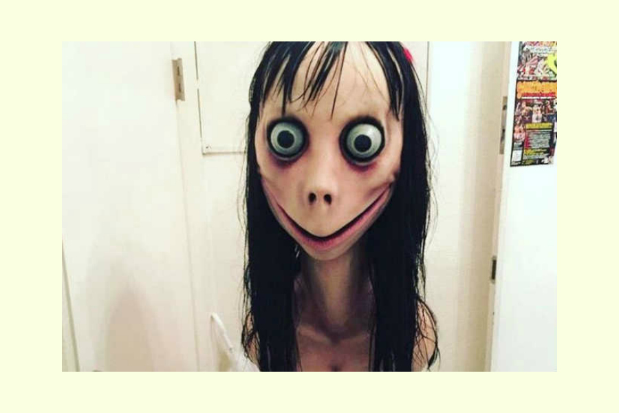 Chill out, parents. You've got bigger problems than the Momo Challenge.