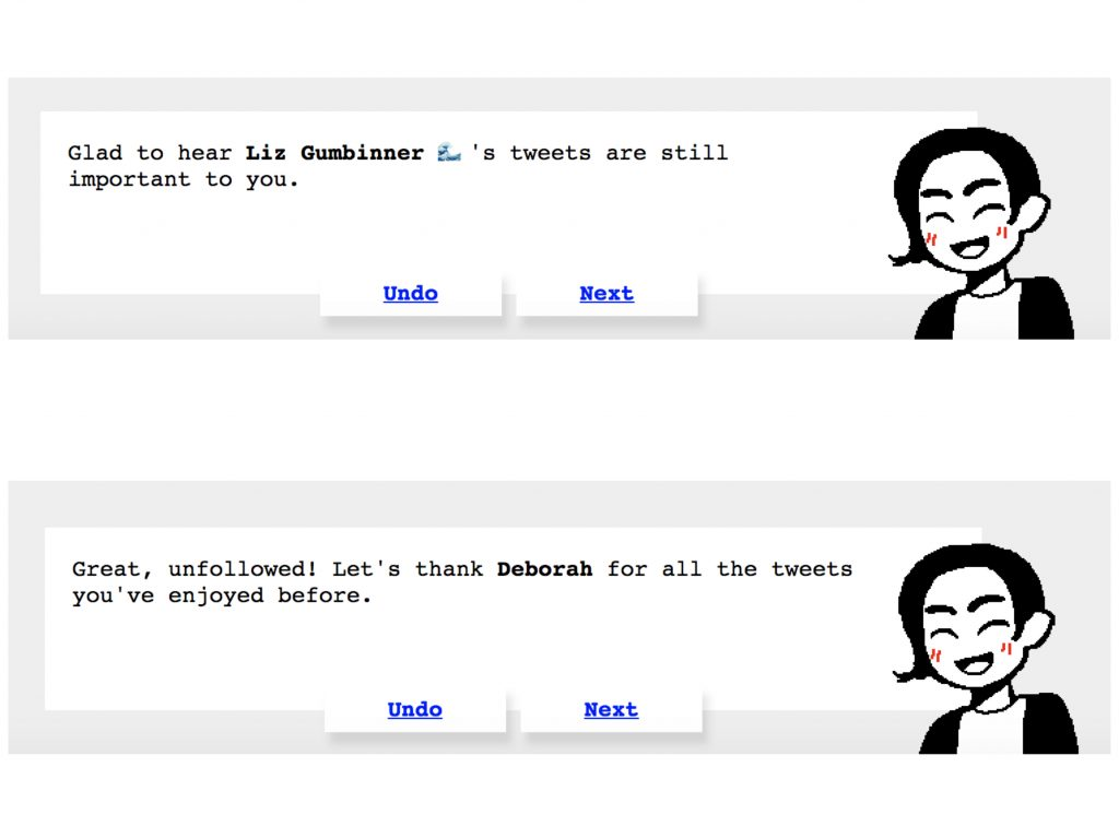 How to use the Tokimeki Unfollow plugin to Konmari your Twitter feed | Cool Mom Tech