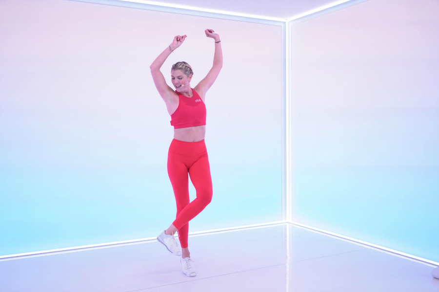 Obé gives you studio fitness classes, right on your phone