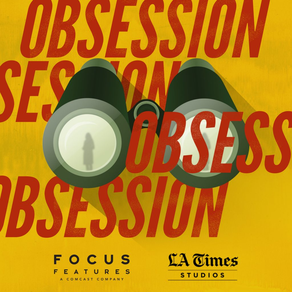 5 podcasts I listened to this month: Obsession