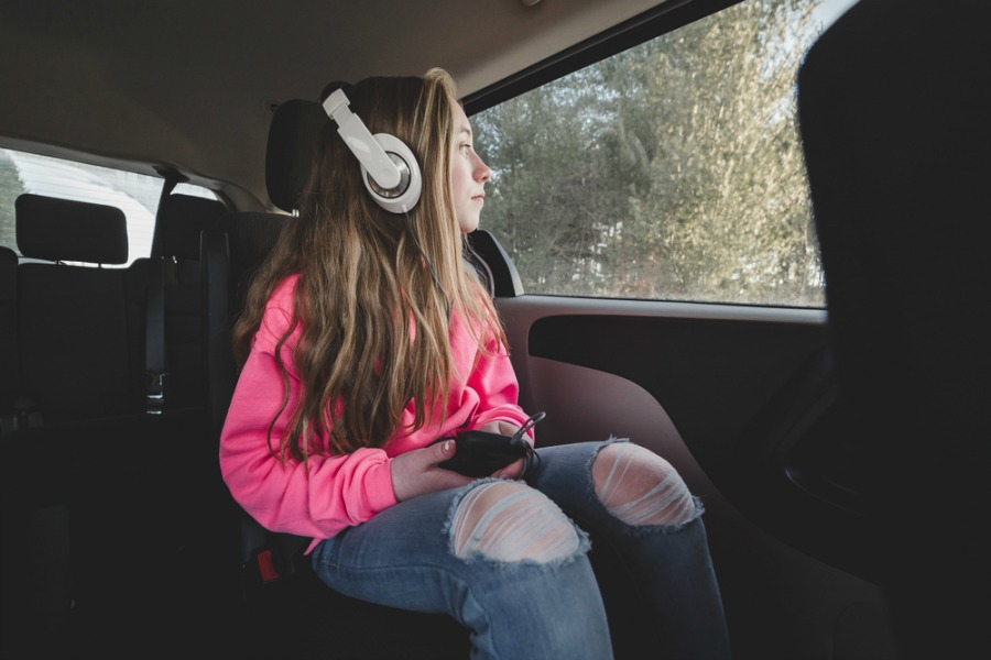 In defense of teens with headphones