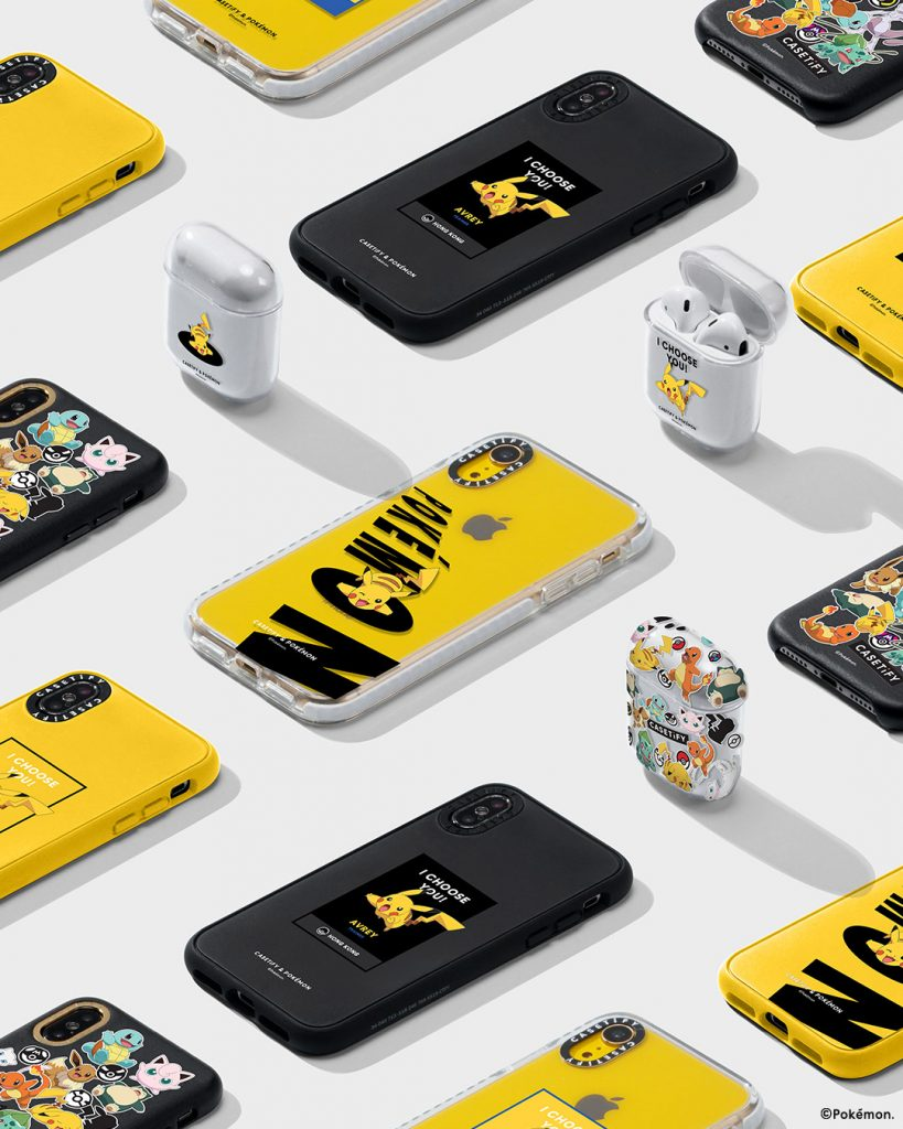 New Pokémon cases by CASETIFY